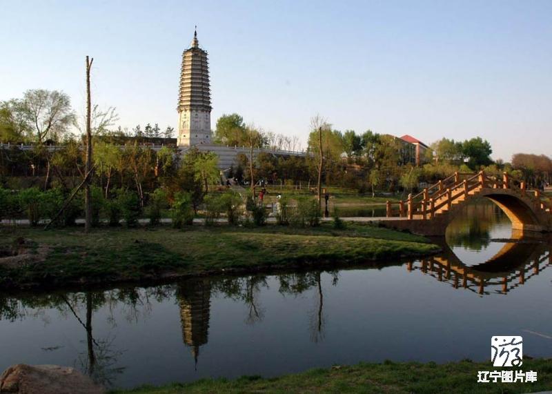 舍利塔公园